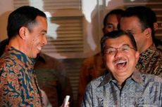 Jokowi: Soal Alokasi Kursi Partai Politik, Harus Paham Logika...