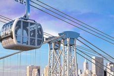 Yogya Pertimbangkan Kereta Gantung sebagai Alat Transportasi Umum