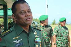 Peringati G30S, KSAD Pimpin Doa di Monumen Pancasila Sakti