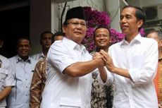 Jokowi: Selamat Ulang Tahun, Pak Prabowo...