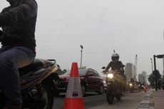 Pembatasan Sepeda Motor, Upaya Efisiensi Ruang Lalu Lintas