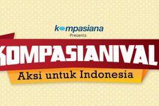 Ayo Lakukan Aksi untuk Indonesia di Kompasianival!