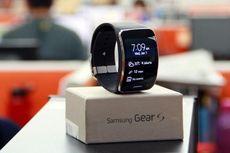Samsung Gear S, Smartphone yang Melingkar di Tangan