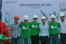 Hadapi TKDN 40 Persen, Oppo Siapkan Pabrik di Tangerang