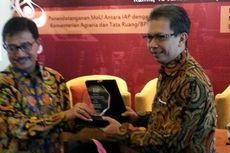 Kementerian ATR Tandatangani Kerjasama Sertifikasi Perencana dengan IAP
