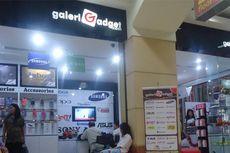 Galeri Gadget Usung Konsep Toko Retail Baru