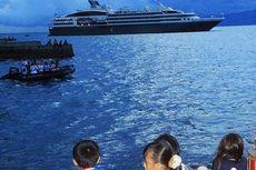 Turis Kapal Pesiar Terpesona dengan Keindahan Maluku