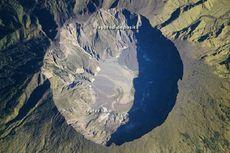 Inilah Kecantikan Gunung Indonesia bila Dilihat dari Antariksa