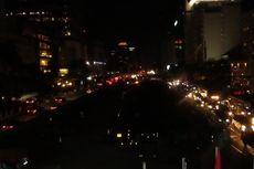 Tak Terlalu Tinggi, Penurunan Beban Listrik di Jakarta Setelah Earth Hour