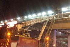 Pria di Atas Jembatan Semanggi Mengaku Menyelamatkan Diri dari Kejaran