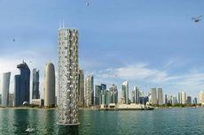 Kota Vertikal, Struktur Prefabrikasi di Atas Laut