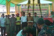 Pemerintah Dukung Penuh Lahan Pertanian di Kalimantan Timur