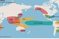 NOAA: El Nino Kemungkinan Lebih Kuat dan Berdampak