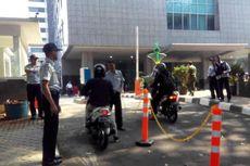Menata Area Parkir di Gedung DPRD DKI Jakarta