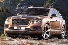 SUV Pertama Bentley