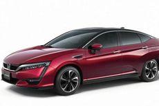 Honda Perkenalkan Versi Produksi Sedan