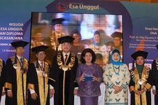 Universitas Esa Unggul Mewisuda 1.420 Lulusan yang Kompeten, Siap Bersaing di Dunia Kerja dan Usaha