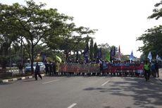 Demo Buruh, Polisi Jakut Jaga Ketat KBN dan Pos 9