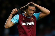Striker West Ham Disarankan Tekuni Gulat Gaya Bebas