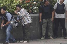 Saat Ada Bom di Sarinah, Kawasan CBD Sudirman Sepi Pengunjung