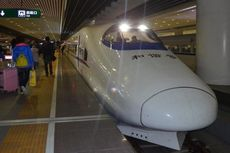 China Kembangkan Kereta Cepat dengan Kecepatan 500 Kilometer Per Jam