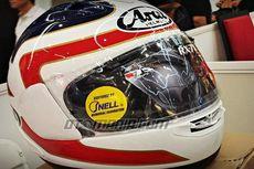 Helm Nolan Cuma Rp 500.000, di Sini Tempatnya