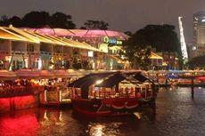 Dua Tempat Nongkrong Asyik Malam Hari di Singapura
