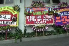 Cucu Presiden Jokowi Lahir, Pedagang Bunga di Solo Kebanjiran Pesanan
