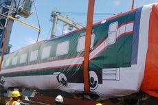 PT INKA Madiun Ekspor 150 Unit Kereta ke Banglades