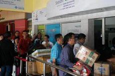 Puncak Ceng Beng, Bandara Depati Amir Dipadati Penumpang
