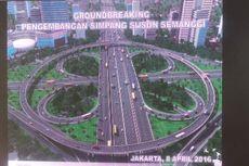 Ahok: Dulu Waktu Bung Karno Bangun Jembatan Semanggi...