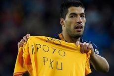 Luis Suarez Kaget Cetak 8 Gol dalam 2 Laga