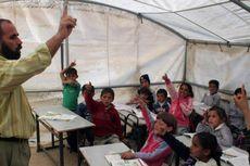 PBB Defisit Rp 1 Triliun untuk Sekolah Anak-anak Pengungsi Palestina