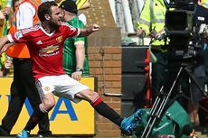 Berkat Juan Mata, Manchester United Jaga Asa ke Zona Liga Champions