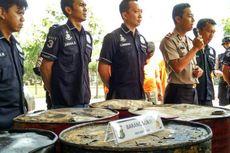 Polisi Duga Penjual Ilegal Solar Bersubsidi di Tanjung Priok adalah Pemain Lama