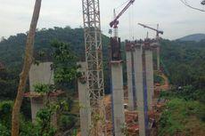 Cuaca Hambat Pembangunan Jalan Tol Bawen-Salatiga
