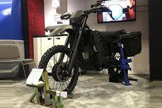 "Sepeda Motor ""Siluman"" Milik Militer Amerika"