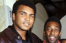Pele: Muhammad Ali adalah Pahlawan Saya...