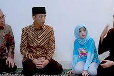 Jokowi Melayat ke Rumah Almarhum Husni Kamil Manik