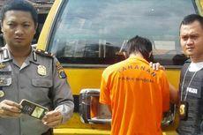 Rampok Pelancong Asal China, Sopir Angkot Ditembak Polisi