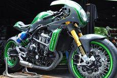 "Kawasaki Vulcan S ""Blasteran"" dengan NOS"