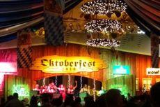 Berlimpah Bir dan Makanan Jerman di Oktoberfest Jakarta