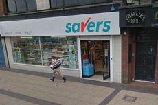 Maling Tertangkap Kamera Google Street View