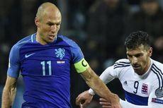 Cuma Main Satu Babak, Robben Jelaskan Kondisi Fisiknya