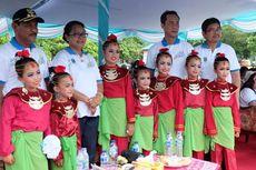 Terima Menteri Yohana, Masyarakat Belitung Pastikan Program 3Ends Berjalan Lancar di Kota Laskar Pelangi