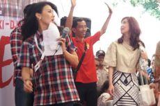 Ahok Dapat Dukungan dari Warga yang Disebut Mirip Jokowi