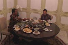 Jokowi Minta Tolong Setya Novanto untuk Komunikasi dengan Donald Trump