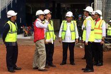 Maret 2017, Konstruksi Fasilitas Asian Games Dimulai