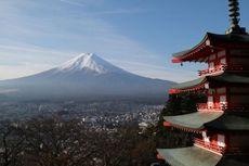 Catat! Empat Lokasi Terbaik Melihat Gunung Fuji di Yamanashi