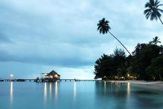 Pantai Ora Serasa di Maladewa